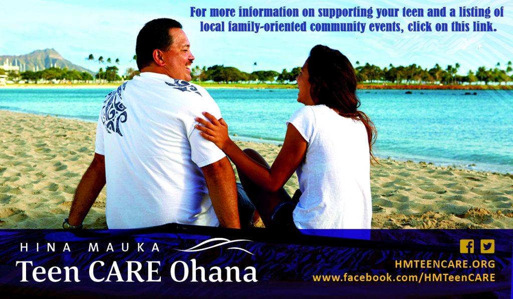 Teen CARE Ohana website link